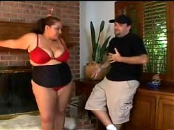 Latina BBW Cocksucker Elizabeth Rollings