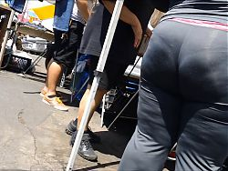 Candid Booty 122