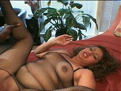 Carolena Nachas (Latina BBW) & Wesley Pipes (Black)