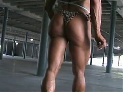 Claudia Partenza - Unleashed Muscles