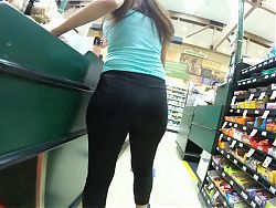 latina licra pants