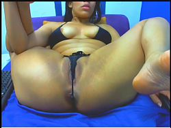 beautiful latina pussy webcam