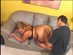 Lezio (as Piantas) (Latina BBW) & a Latino guy